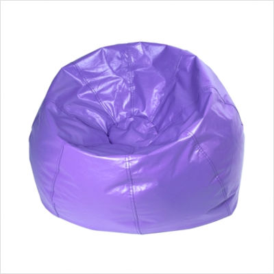 Awesome Lovetheseventies 70S Purple Bean Bag Chair Machost Co Dining Chair Design Ideas Machostcouk