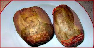 """Patatas a la letra impresa"""