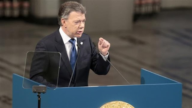 Colombia peace accord with FARC model for ending Syria crisis: Juan Manuel Santos