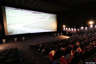 Proyección especial de la película 100 metros en Max Ocio