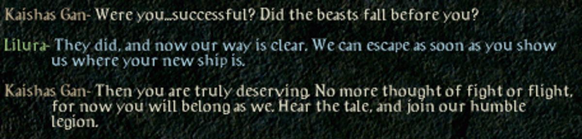 Lilura1 Baldur S Gate Tales Of The Sword Coast Werewolf Island