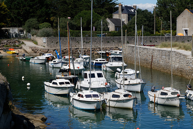 Piriac sur mer, Lérat, port,