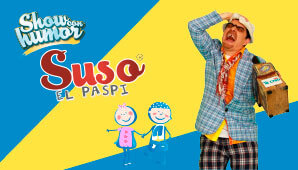 Show con Humor con SUSO EL PASPI