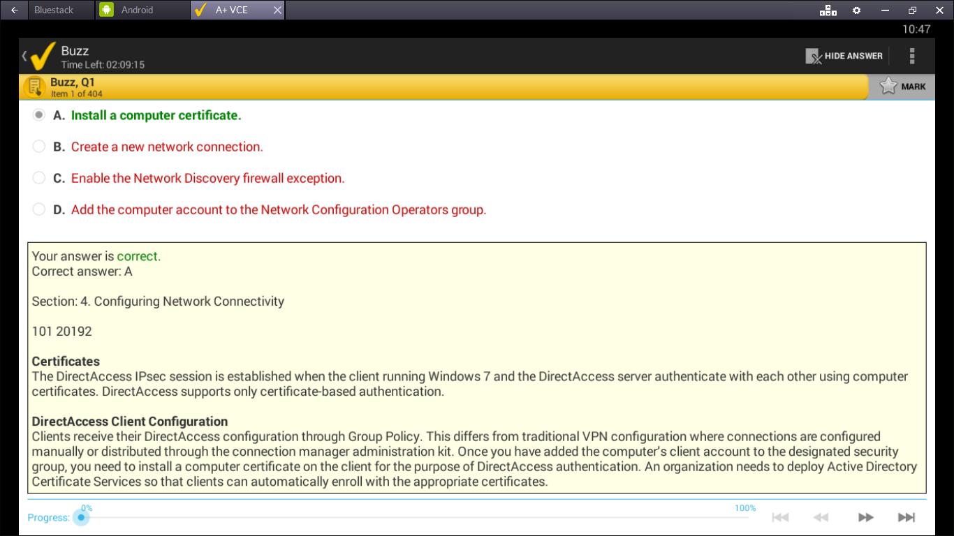 Vce exam simulator for mac full version