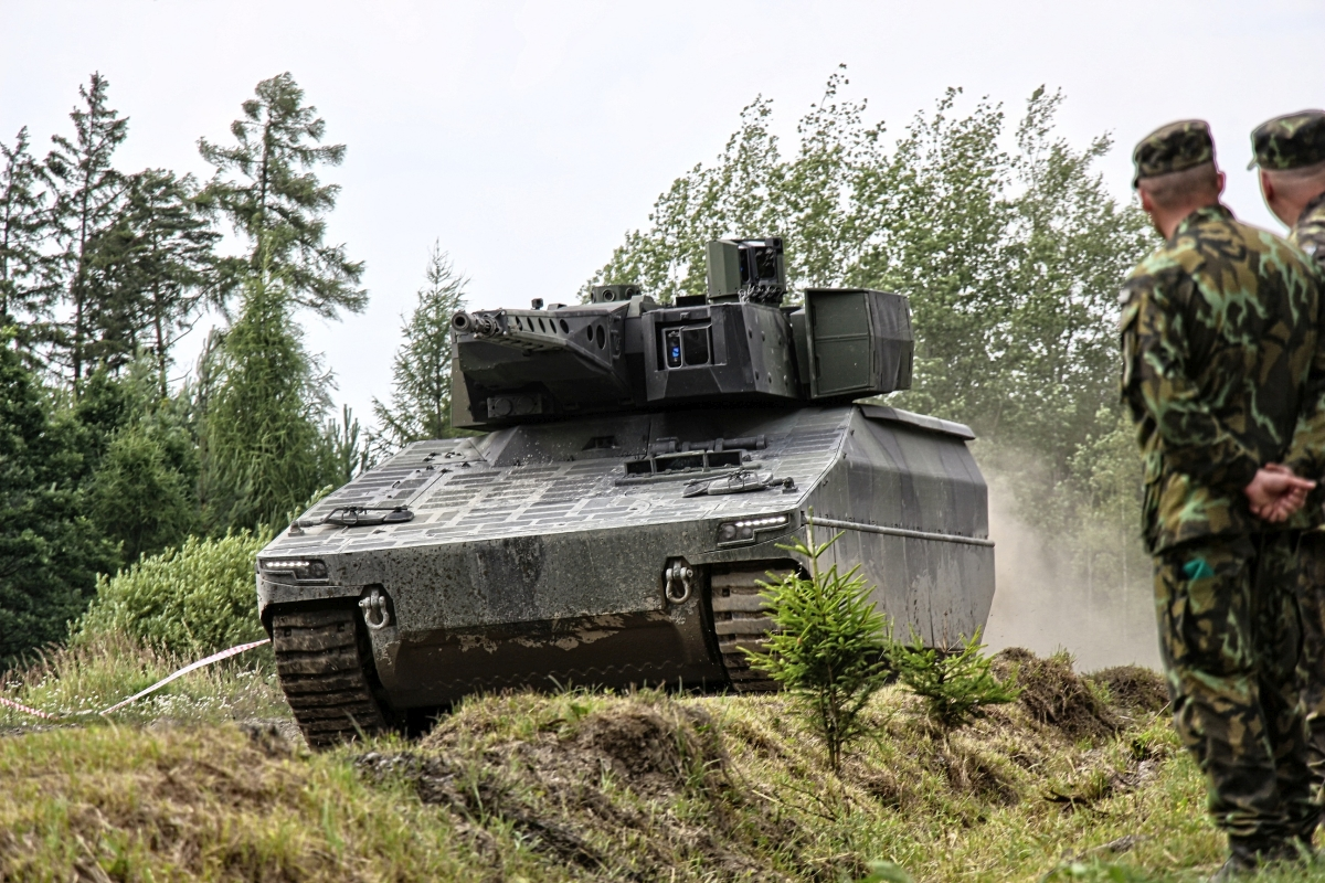 Czech army interested in acquiring Leopard 2A4 tanks in Spain 34