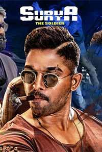 Surya - The Brave Soldier Starring Allu Arjun Dubbed in Hindi Now Released in Theater