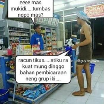 DP BBM Mukidi Humor