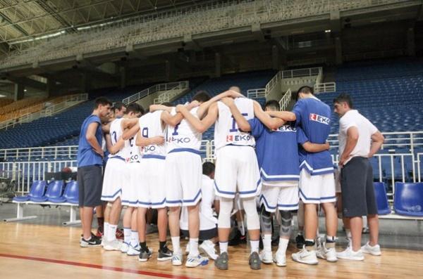 Εθνική Παίδων: Οι 12 που θα ταξιδέψουν στην Σόφια