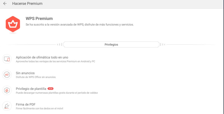 WPS Office v11.2.4 Multilenguaje (Español), Una Completa Suite ...