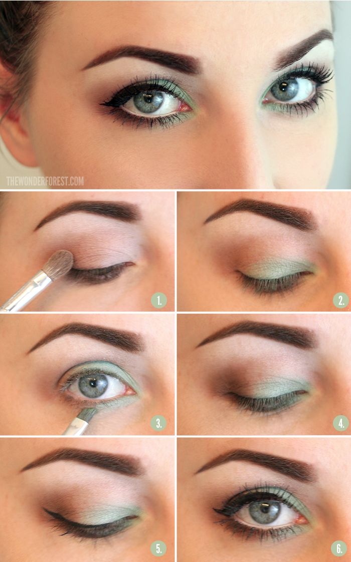 Eyeshadow Tutorial Videos: 20 Hacks For The Perfect Cat-eye