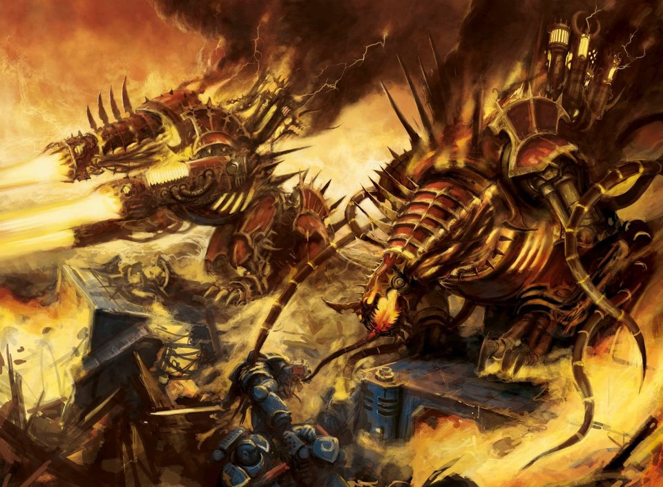 Chaos Space Marines: Early Design Rumors - Faeit 212 ...