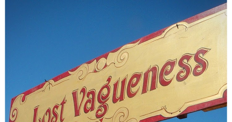 CX Journey™: What Happens in Vagueness Stays in Vagueness