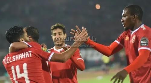 الاهلي يحقق الفوز الاول في دوري ابطال افريفيا على نادي الهلال بهدفين لهدف