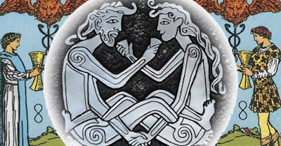 The influences behind our Celtic 'Lovers' wall plaque | Justbod