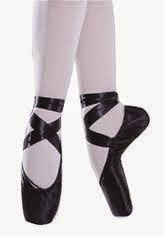 a52d6778d58ccc Ballet technique shoes can usually be found at the dance store and on  discountdance.com in pink