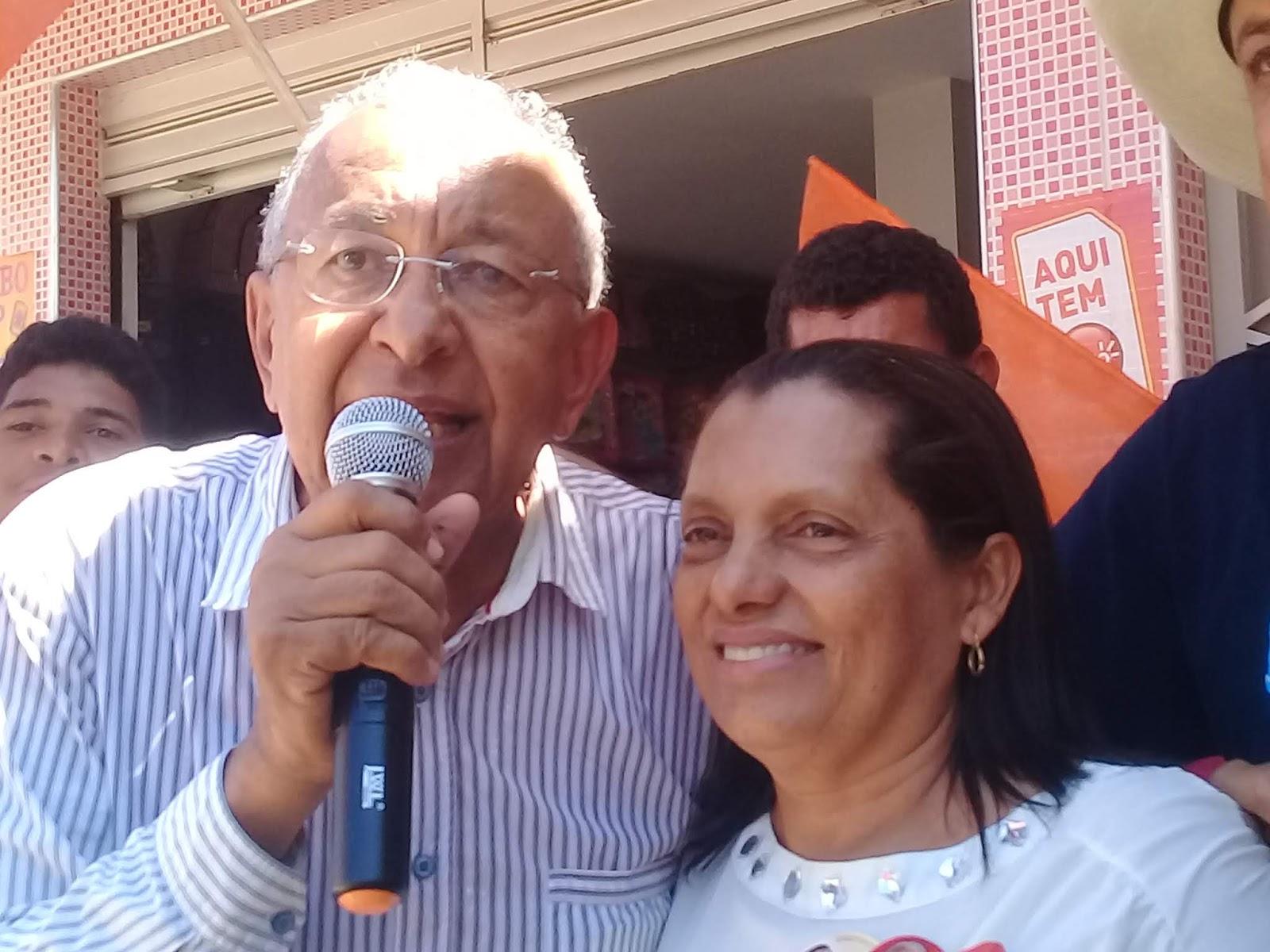 Voto por Barras e pelo Piauí