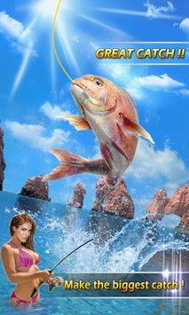 Game Fishing Mania 3D APK Full Version