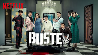 Busted! Episode 9-10 Subtitle Indonesia