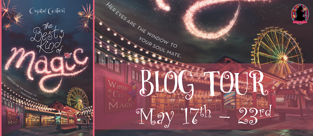 The Best Kind of Magic Blog Tour Banner