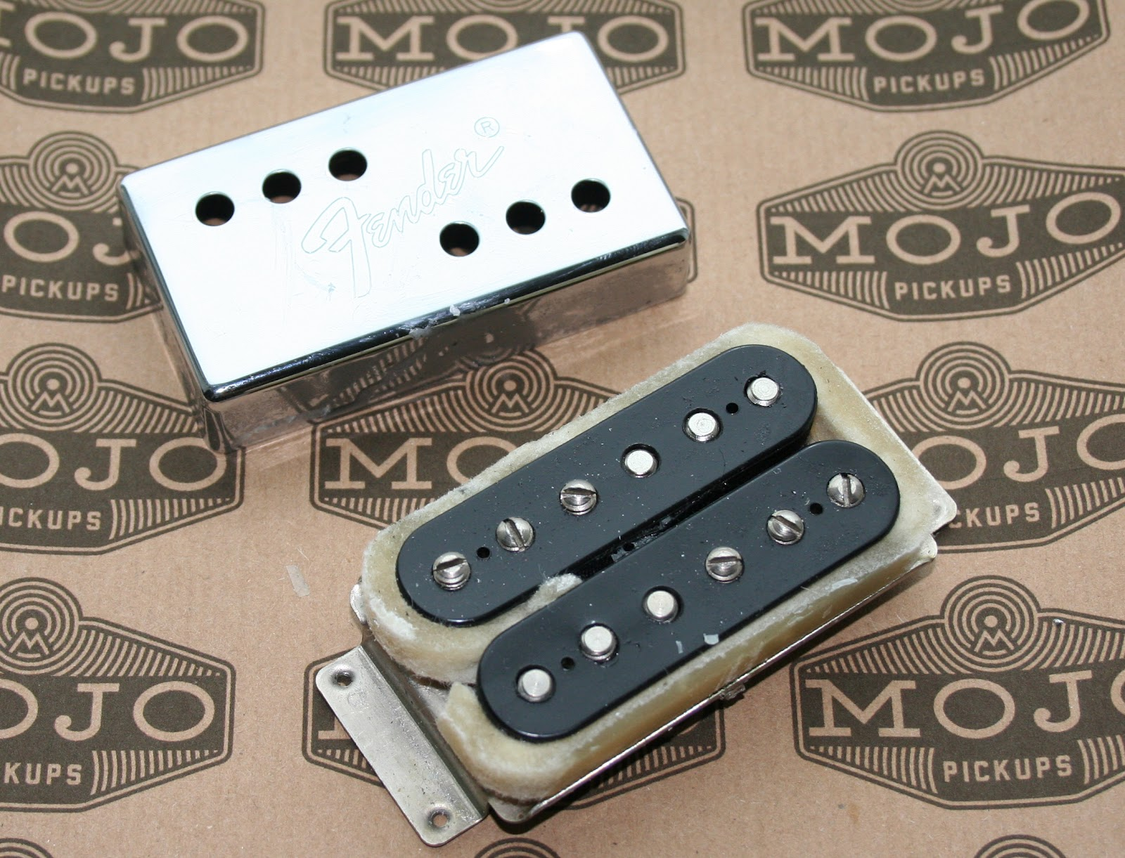 Vm 72 Telecaster Thinline Quot Wide Range Quot Pickup Question