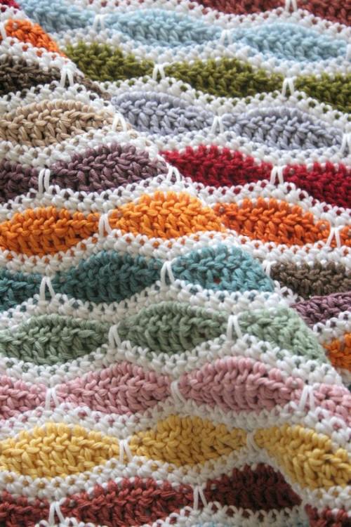 Bertie Baby Blanket - Crochet Pattern
