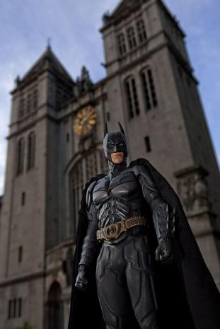 Especial: Fotografa flagra super-herois pela cidade 16
