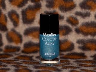 Colour Alike nr 512 - Niebieskie Migdały