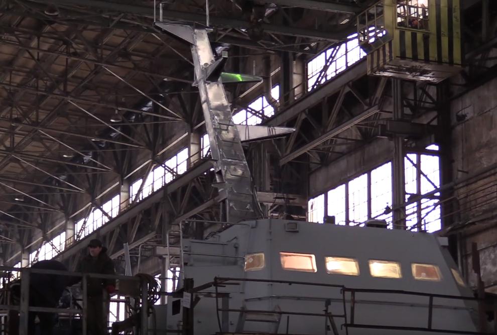 сьомий малий броньований артилерійський катер проекту 58155