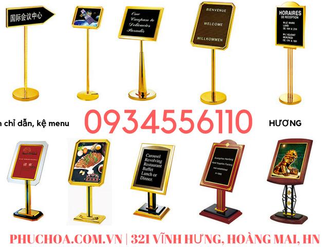biển chỉ dẫn cho khách sạn có sẵn ở Hà Nội