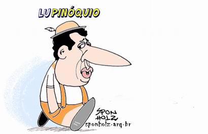 Resultado de imagem para CARLOS LUPI CORRUPÇÃO CHARGES