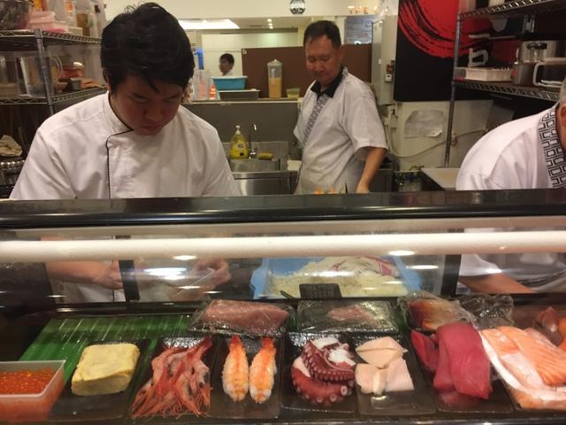 Sushiro Singapore review