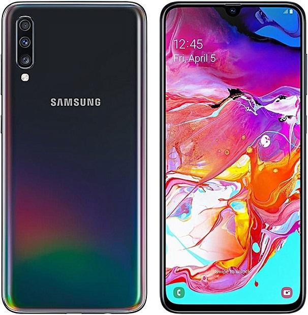 هاتف Samsung Galaxy A70 بسعر 4240 درهم مغربى على جوميا المغرب