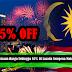 Nikmati Diskaun Harga Sehingga 85% Di Lazada Sempena Malaysia Day