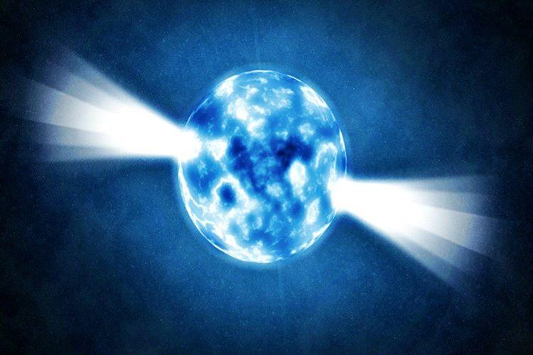 Bilim insanları bu parlamanın bir grup pulsardan da yansıyabileceğini düşünüyor.