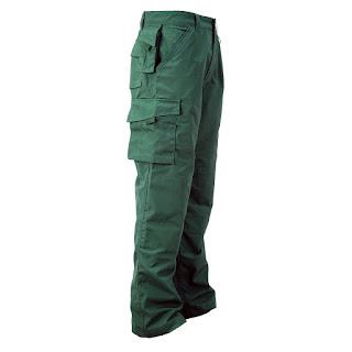 Ampliar imagen : Pantalón Uniforme de Trabajo Resistente Multibolsillos - RUSSEL