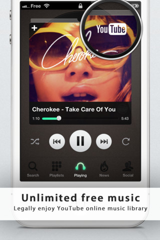 Brownees - YouTube MP3 (iPhone/iPad) - Unlimited Free Music