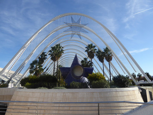 umbracle di valencia