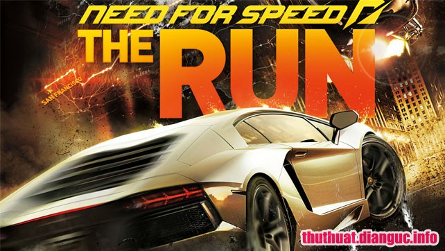 Download Game Need for Speed: The Run - BLACKBOX Full crack