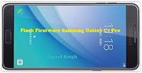 Flash Stock ROM Samsung Galaxy C7 Pro