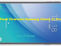 How to Flash Stock ROM Samsung Galaxy C7 Pro Via ODIN Flash Tool