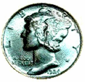 dime americano 10 centesimi