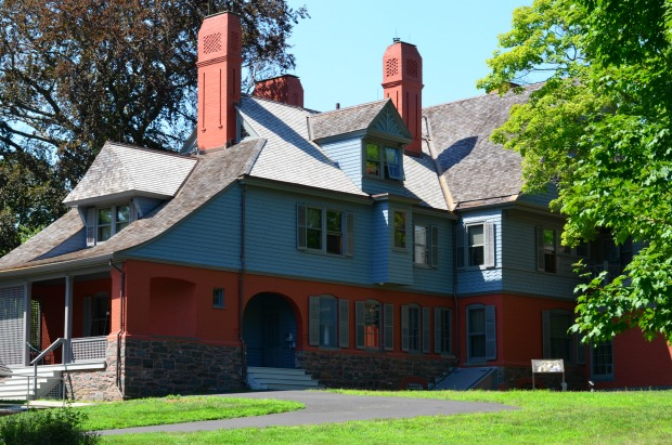 Theodor Roosevelt White House at Sagamore Hill Long Island, NY