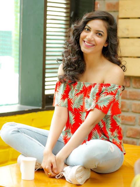 Actress Ritu Varma Latest Photoshoot