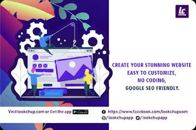 Create Stunning Website