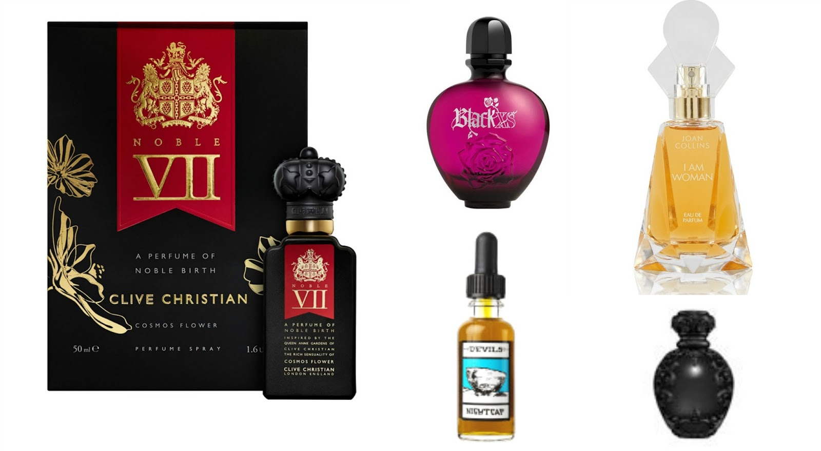 my autumn fragrance wish list