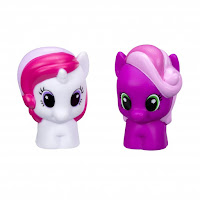 MLP Playskool Friends Moondancer & Cheerilee Set