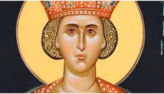 Σήμερα τιμάται η Αγία Αικατερίνη: Ποια ήταν και πώς μαρτύρησε