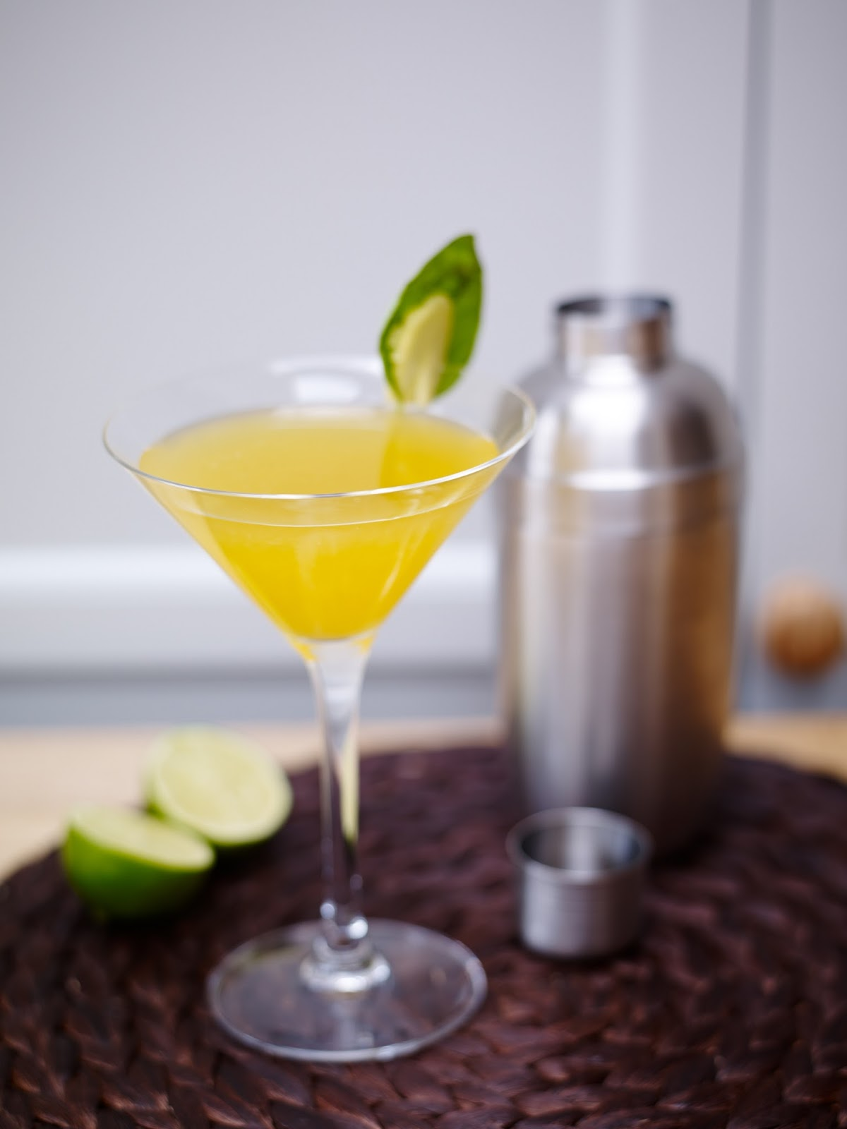 Joe Wadsack's Devonshire Daiquiri To Try This Weekend.