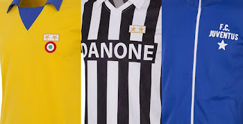 Stunning Juventus Retro Kit Collection Released e91a39546