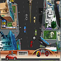 Drive this baby throught he metropolis in Go logan. #DrivingGames #CarGames